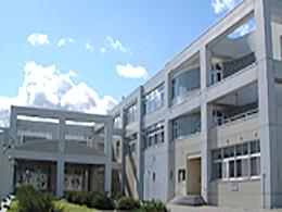 士別翔雲高校の外観写真