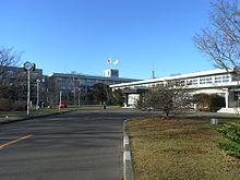 釧路工業高等専門学校の外観
