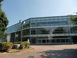 横浜国立大学の外観
