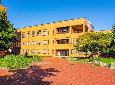 北海道教育大学の外観