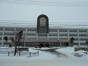 釧路湖陵高等学校