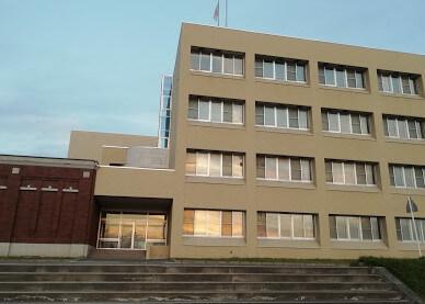 函館工業高等専門学校の外観