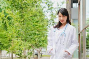 女子医学生