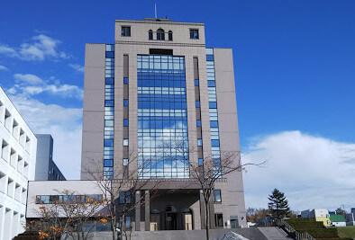 札幌学院大学の外観