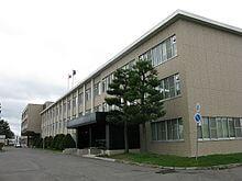 旭川工業高等専門学校の外観