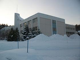 北嶺中学校