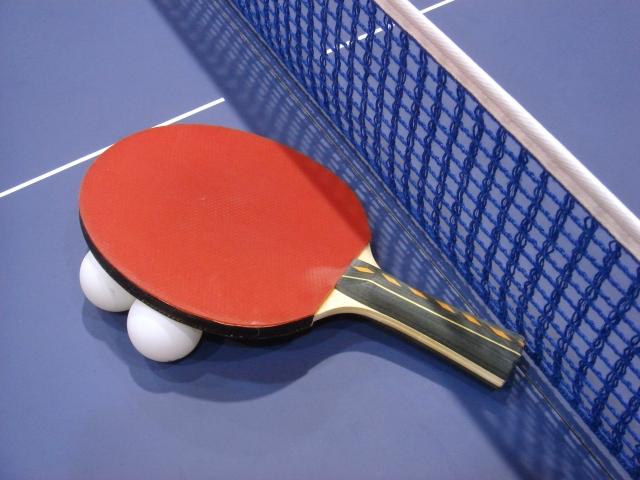 卓球部のイメージ